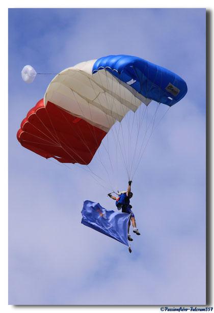 Parachutistes de l'Armée de l'air