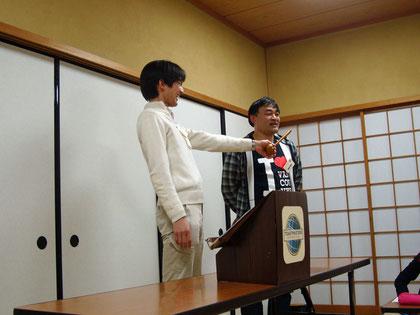 第55回市川スマイルトーストマスターズクラブ 例会4