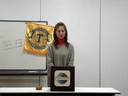 市川スマイルトーストマスターズクラブ例会2