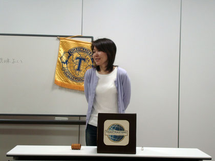第57回市川スマイルトーストマスターズクラブ例会3