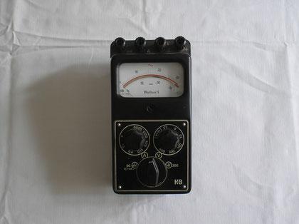 Hartmann & Braun Universal Messgerät Typ. Multavi 5