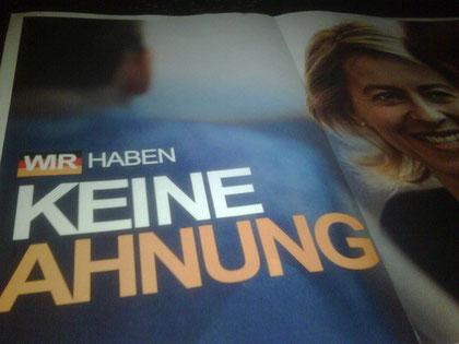 Es ist schon erstaunlich, wie vielen Menschen es Spaß macht, Wahlplakate umzugestalten.