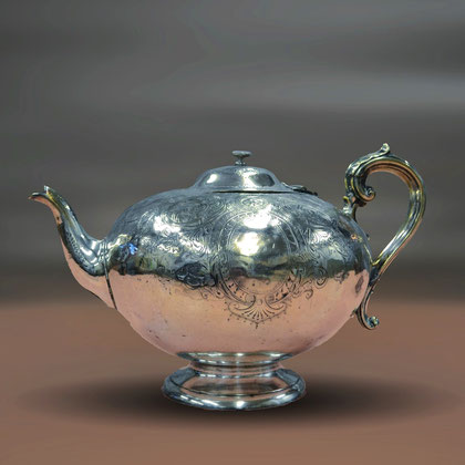 fantasy sieraden bij je high tea party geschiedenis thee theepot