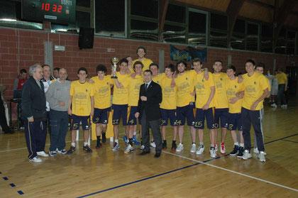 L'Under19 Campione Provinciale 2011-2012