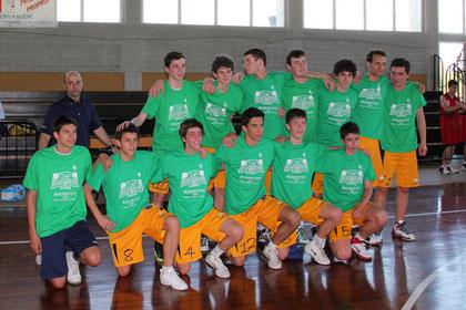 L'Under17 Campione Provinciale 2010-2011