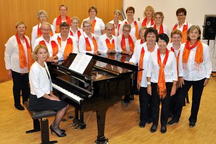 Frauenchor Beinwil am See, Mitglied Seetal Sängerverband