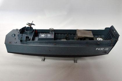 "LCVP : ""Higggins' Boat."""