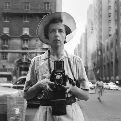 Foto: Vivian Maier/Maloof Collection
