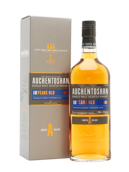 Auchentoshan 18 Years Old