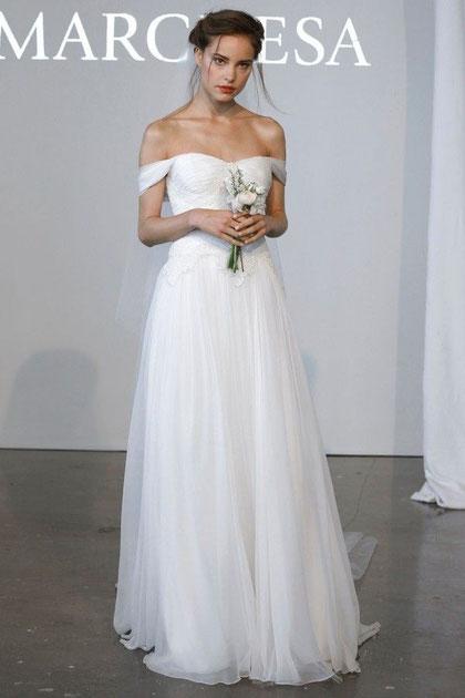 Robe de mariée Marchesa 2015