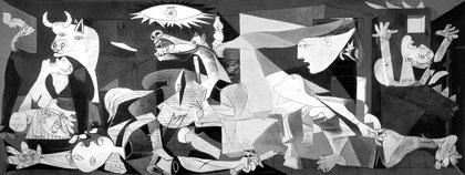 Pablo Picasso: Guernica,  1937