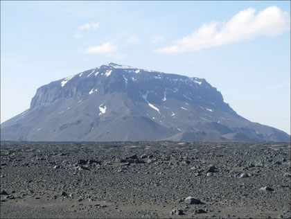 Herdubreid - Königin der Berge