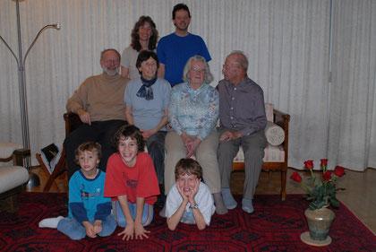 4 Generationen Widmer 2006