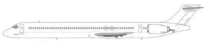 Die MD90-30 gelangte zur Serienreife/Courtesy: MD-80.com