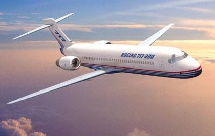 Kein Erfolg in Luftfahrtgeschäft/Courtesy: Boeing