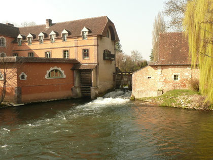 Le moulin de Villeray