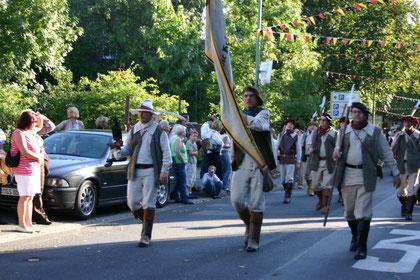 Osterather Schützenfest 2006