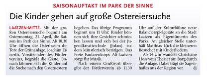 Leine-Nachrichten 20.04.2011
