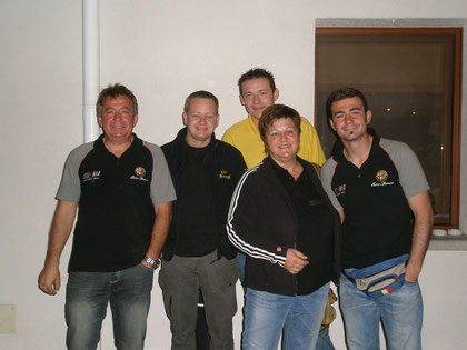 unsere Truppe in Cividale