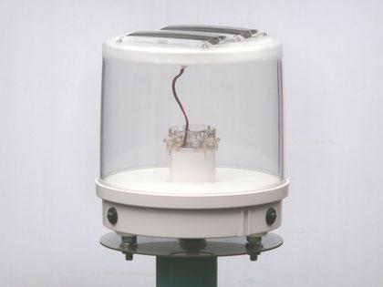 太陽電池一体型 アンゼンマンBIG4 センサーライト 昼