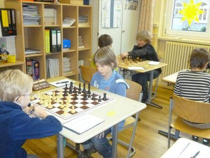 Runde 5, Oskar Hess gegen Niklas