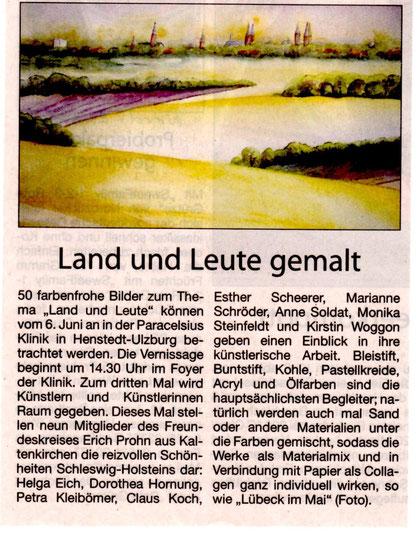 Ausstellung Land und Leute