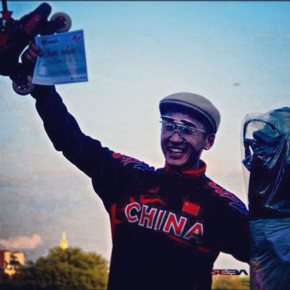 Zhao Zhen Hua (Chn) - Photo : T.Bourbon
