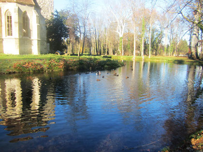 Foto: Gabriela Erber, Schlosspark Pottendorf