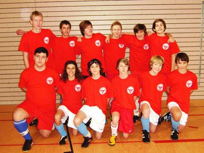 C1 Team 1 und 2