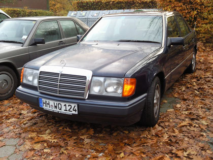Mercedes Benz 200E 1992 W124