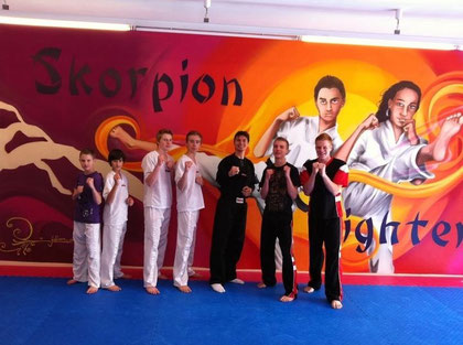 Pointfighting Training - United Scorpions Amberg - Munich-Pro-Fighter