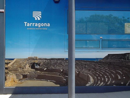 Amphitheater von Tarraco - Schauplatz des Martyriums von Christen