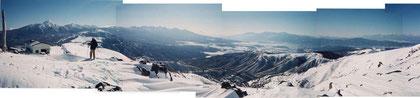 Nagano ski hill
