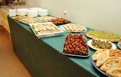 Imbiss Buffet Party-Service Essen