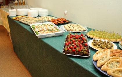 Imbiss Buffet Party-Service Essen