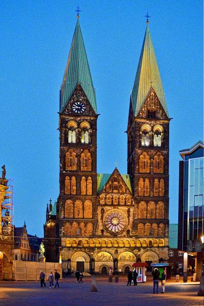 Bremen - Sonntagnacht in der City 1