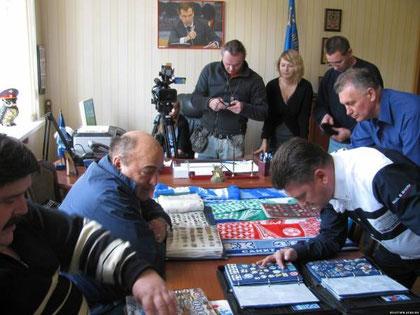 передача  Футбольная столица от 10 октября на нтв-петербург.