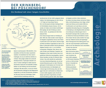 Schildertext für den Krinkberg