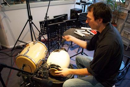 Greve recording studio in Berlin