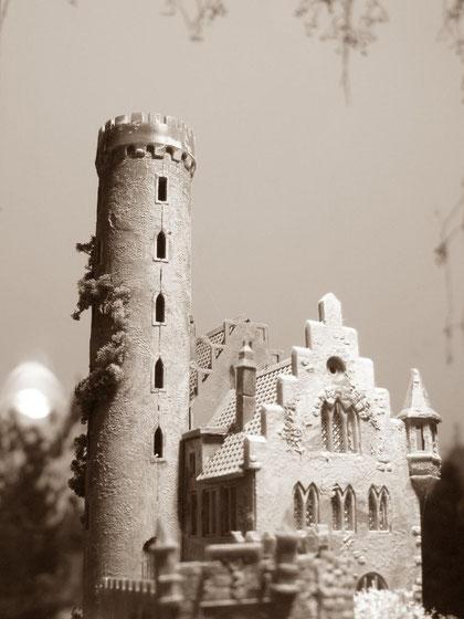 Die im späten 17. Jahrhundert errichtete Burg Dohnsberg