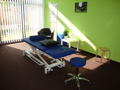 Behandlungsraum (grün)