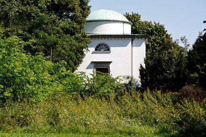 Das Schimmelmann-Mausoleum