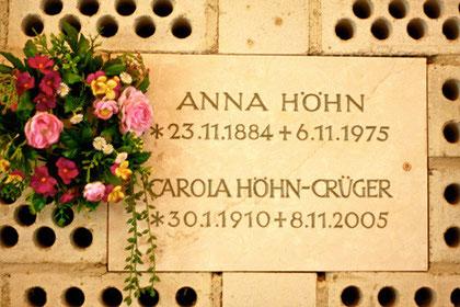 Höhn, Carola (1910-2005)