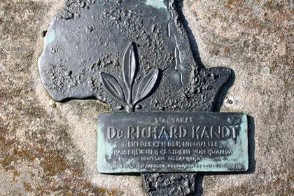 Kandt, Richard Dr. (1867-1918)