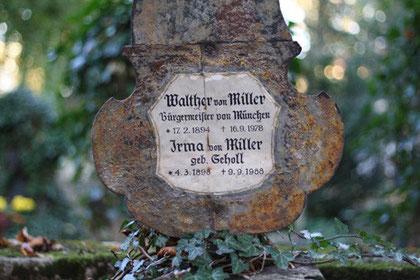 Miller, Dr. Walther von (1894-1978)