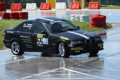 BMW M3 Erwin Kochmann DCA 2008