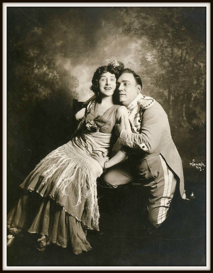 Georges Bizet CARMEN - con Enrico Caruso