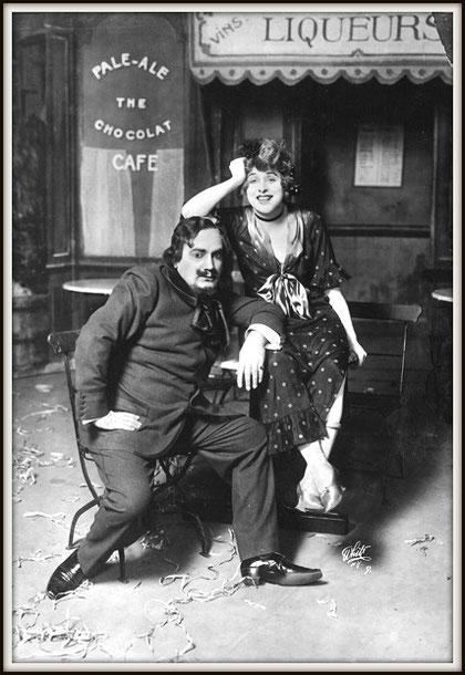 Gustave Charpentier JULIEN  (Julien) - Con Geraldine Farrar (Louise)