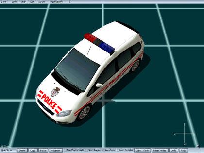 ford focus c-max police monaco