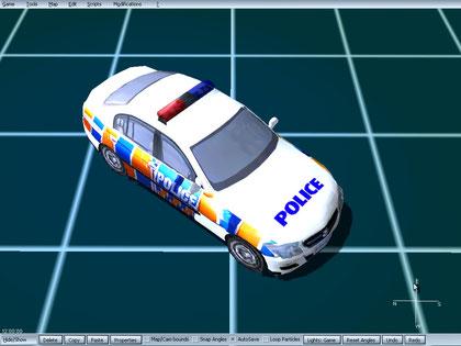 holden police nueva zelanda
